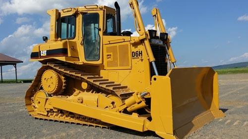 Bulldozer D6HXL