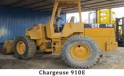 Chargeuse 910E