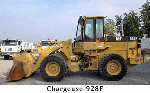 Chargeuse 928F