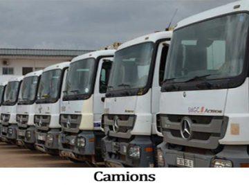 SMGC Camions Congo