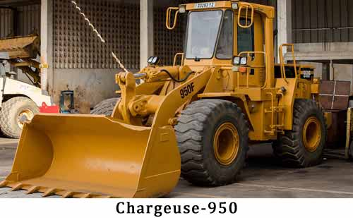 Chargeuse 950